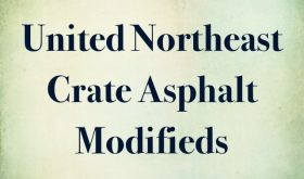 United Northeast Crate Asphalt Modified Informational Meeting Rescheduled To December 2