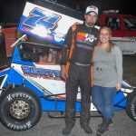Randy Cabral Acknowledges Help In Capturing NEMA Midget Crown