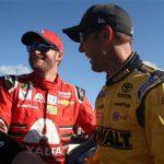 Dale Earnhardt Jr., Matt Kenseth Say Goodbye To NASCAR In Their Own Perfect Way