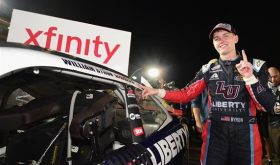 William Byron Wins Emotional Battle For NASCAR XFINITY Series Title