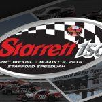 Whelen Modified Tour Starrett 150 Set For August 3 AtStafford Speedway