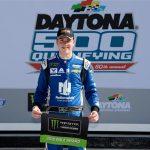 Alex Bowman Never Gave Up En Route To Daytona 500 Pole Winning Ride