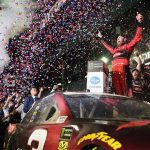 Last Lap Pass Gives Austin Dillon Dramatic Daytona 500 Victory