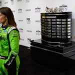Emotional Danica Patrick Bids Farewell To NASCAR Following Daytona 500