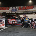 Matt Hirschman Wins John Blewett III Memorial Tour Type Modified Feature At New Smyrna