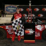 Todd Gilliland Takes Home K&N Pro Series East Win For Dad's Team At New Smyrna