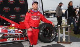 Jon McKennedy Geared Up For NAPA Spring Sizzler At Stafford Speedway