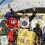 Kevin Harvick Enjoys Another Dominant Victory In Las Vegas
