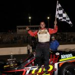 Anthony Nocella Scores Victory In Valenti Modified Racing Series Action At Monadnock Speedway