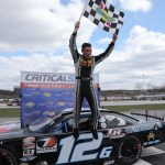 Second To None: Derek Griffith Wins PASS Icebreaker 100 At Thompson Speedway
