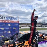 Fast Start: Keith Rocco Rolls To SK Modified Victory At Thompson Speedway Icebreaker