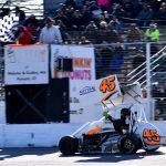 Todd Bertrand Shines In NEMA Lites Opener At Thompson Speedway Icebreaker