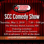Comedy Show To Benefit Speedway Children's Charities