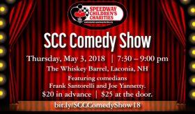 Comedy Show To Benefit Speedway Children's Charities