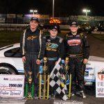 Jacob Dore, Cory Casagrande, Devin O'Connell Win Granite State Segments, Joey Doiron Takes Overall Victory