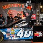 Pair Of First Time Winners In K&N Pro Series East Action At South Boston Speedway
