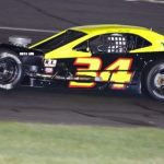 Dave Etheridge Strong Contender For VMRS 80 At Stafford Speedway