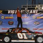 Going Out In Style: Johnny Walker Scores Third Street Stock Win Of 2018 At Stafford