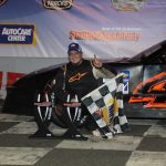 Michael Wray Race Ready For Call Before You Dig Late Model 50 At Stafford Speedway