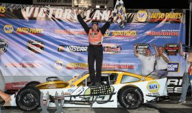 Spoiler: Rowan Pennink Slays Keith Rocco Record Streak With SK Mod Win At Stafford Speedway