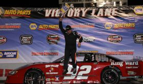 Tom Fearn Doubles Up In Late Model; Jeremy Lavoie Matches In Limited Late Model At Stafford