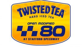 Open Modified 80 At Stafford Speedway Just Got Twisted