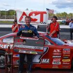Eddie MacDonald Tops The Field In American-Canadian Tour Action At Oxford Plains