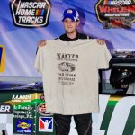 Al Saunders Wins NAPA Auto Parts Late Model Rookie Of The Year Award At Stafford