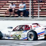 Momentary Setback Doesn't Deter Alina Bryden's Enthusiasm At Speedbowl