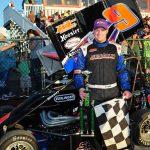John Zych, Jim Chambers Storm To Wiscasset Speedway NEMA Victories