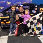 Anger Management: Keith Rocco Recovers From Spin To Win SK Modified Feature At Thompson