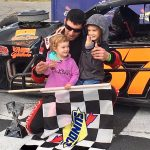 Mr. Clean: Keith Rocco Remains Perfect In SK Modified At Thompson Speedway In 2018