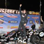 Emotional Overload: Mike Christopher Jr. Wins First SK Modified Feature At Stafford