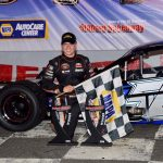 Ronnie Williams Prepared For NAPA SK 5K At Stafford Speedway
