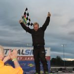 Thompson Notes: Ryan Waterman Makes It Two Straight In Limited Sportsman