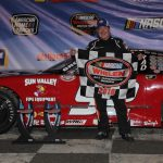 Stafford Notes: Tom Fearn Sets Track Record With Fifth Consecutive Late Model Win