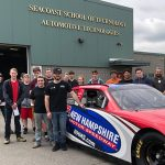 Xfinity Series Driver Ryan Truex Visits New Hampshire Students And Races Go Karts