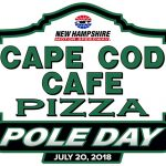 Cape Cod Café Pizza To Sponsor Pole Day At New Hampshire Motor Speedway