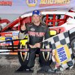 Feels Like The First Time: Eric Berndt Ends Winless Streak With SK Modified Win At Stafford