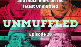Unmuffled Episode 26 – Featuring Clint Bowyer, Ryan Newman, Cory Casagrande And Much More