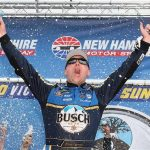 Forward Drive: Bump And Run Gets Kevin Harvick Win In Foxwoods Resort Casino 301 At NHMS