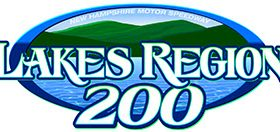 Setting The Scene: XFINITY Series Lakes Region 200 At NHMS