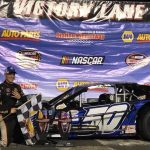 Ronnie Williams Grabs Fourth SK Modified Win Of 2018 At Stafford
