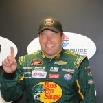 Ryan Newman Wins Pole For Whelen Mod Tour Eastern Propane & Oil 100 At NHMS