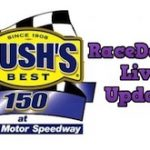 RaceDayCT Live Updates From The Whelen Mod Tour Bush's 150 At Bristol Motor Speedway