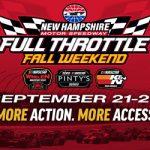 Full Throttle Weekend At NHMS