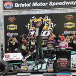 Thundering: Justin Bonsignore Keeps Rolling With Whelen Mod Tour Win In Bush's 150 At Bristol