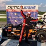 Bearing Right: Keith Rocco Back To SK Modified Victory Lane At Thompson Speedway