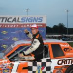 Sliding Into Home: Shawn Monahan Wins Limited Sportsman Thriller At Thompson Speedway