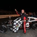 Todd Patnode Rolls To Valenti Modified Series Win At Monadnock Speedway Saturday